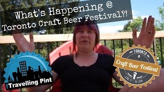 Who's going to be at Toronto Craft Beer Festival?  Find out here...