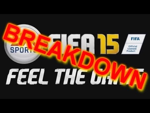 FIFA 15 Teaser Trailer Breakdown