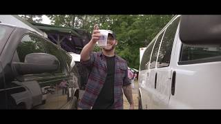 Where Heartache Hangs Around - Jon Langston (Lyric Video)