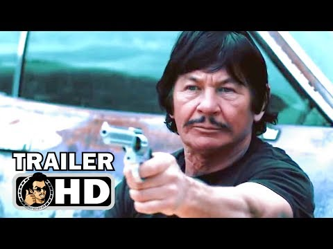 DEATH KISS Trailer #1 (2018) Charles Bronson Look-Alike Movie