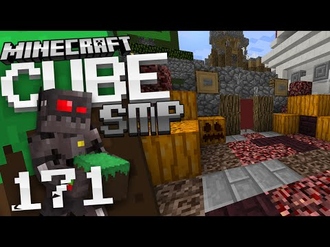 Episode) - In today's episode of the Cube SMP, we check out spawn a bit, purchase some land, create a photo booth, and solve a riddle. Cube SMP is a private, whitelisted server hosted by Mineplex.com....