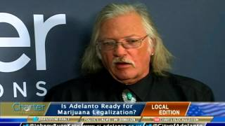 Adelanto (CA) United States  city photo : Charter Local Edition with Adelanto Councilman John Woodard