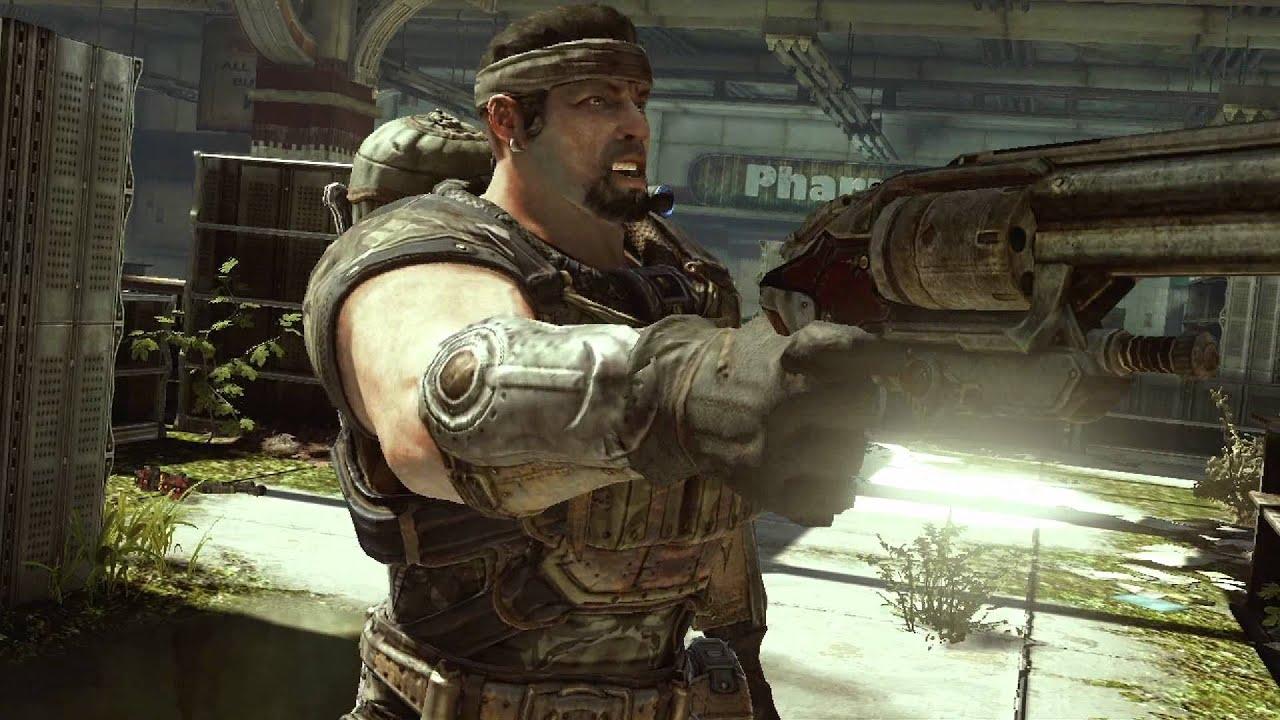 GameStop - Gears of War 3