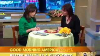 [EN] Valerie Orsoni From LeBootCamp On Good Morning America - ABC - Jan 26th, 2010