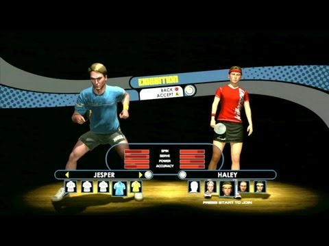 table tennis xbox 360 iso