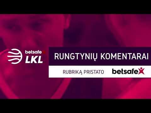 """Rungtynių komentarai: Panevėžio """"Lietkabelis"""" - Utenos """"Juventus"""""""