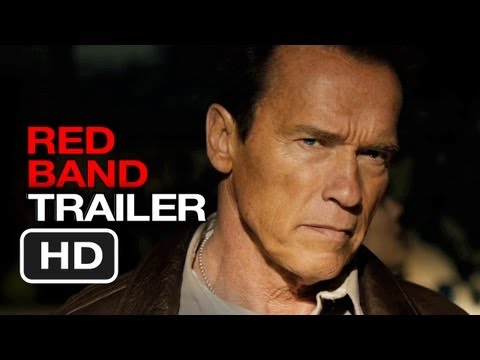 """""""The Last Stand"""" Gets Red Band Trailer: Arnold Schwarzenegger Has a Day Off"""