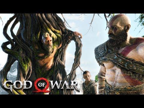 GOD OF WAR PS4 WALKTHROUGH, PART 4!! (God of War PS4 Gameplay) (видео)