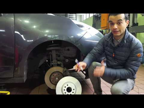 Scopri 2 buoni motivi per prenderti cura dei dischi dei freni della tua auto