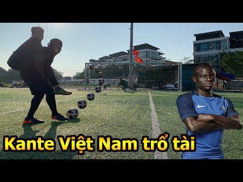 Thử Thách Bóng Đá sút penalty cực khó với Kante Việt Nam đối đầu Pogba Việt Nam hậu Asian Cup 2019 - Thời lượng: 11 phút.