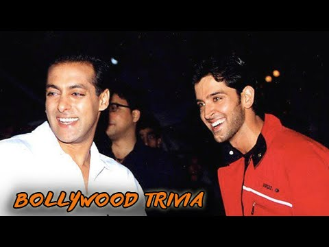Salman Khan - Hrithik Roshan Special Connection