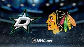 Crawford, Panarin lead Hawks past Stars in SO, 3-2 by NHL