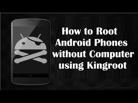 How to Root Android Phone Without Computer Using KingRoot 2016-2016