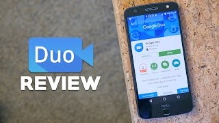 Google Duo – video review