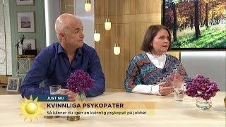 Video Så känner du igen en kvinnlig psykopat - Nyhetsmorgon (TV4) MP3, 3GP, MP4, WEBM, AVI, FLV Juli 2018