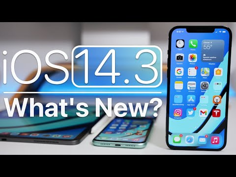 iOS 14.3 is Out! - What's New?