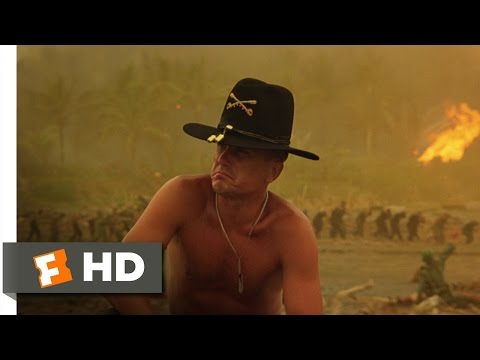The Smell of Napalm In the Morning – Apocalypse Now (4/8) Movie CLIP (1979) HD