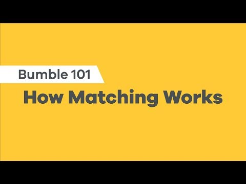 How Matching Works - How to Use Bumble