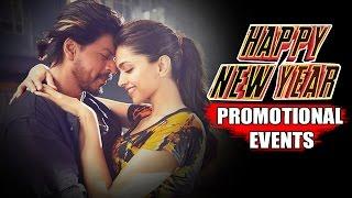 Nonton Happy New Year Movie (2014) | Shah Rukh Khan, Deepika Padukone | Pre Release Promotion Film Subtitle Indonesia Streaming Movie Download