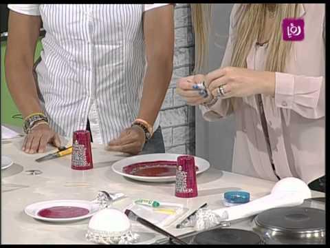 فاي سابا تصنع حرف يدوية لرمضان | Roya