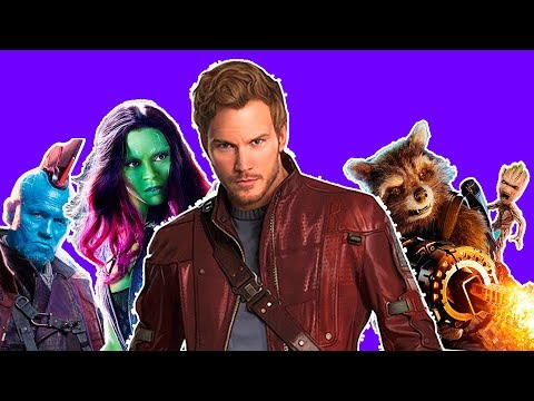 GUARDIANS OF THE GALAXY 2 THE MUSICAL - Parody Song(Version Realistic)