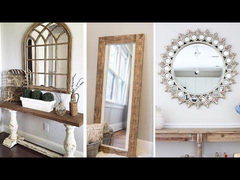 Decoração de sala de estar  10 Ideias Geniais com espelho para decorar   Só ideias legais