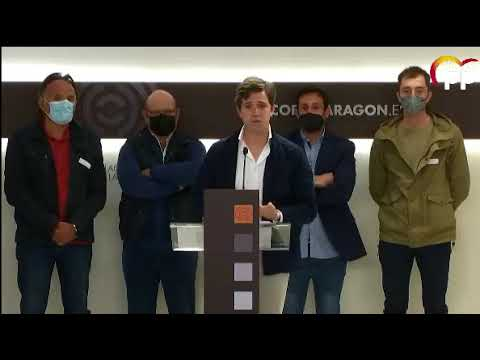 Celma urge a Pedro Sánchez a defender Mularroya