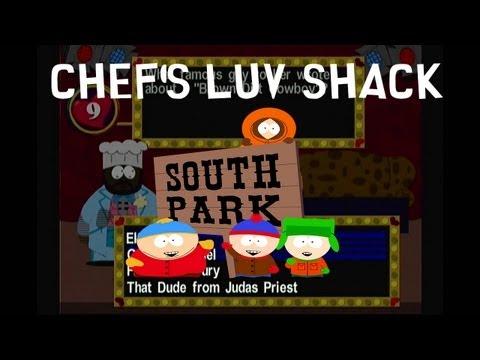 South Park Chef's Luv Shack Nintendo 64