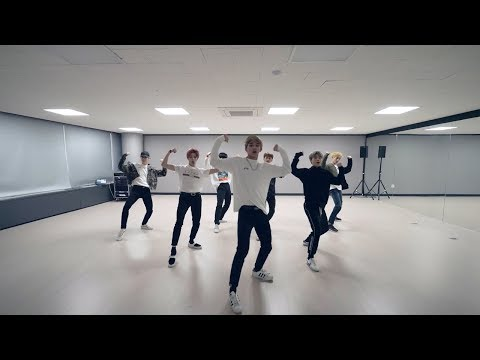 Nct U (엔시티 유) - Boss Dance Practice (mirrored)