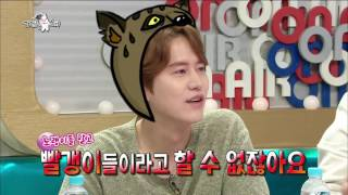 【TVPP】Kyu-Hyun(SuperJunior)- If SECHSKIES's color were r...