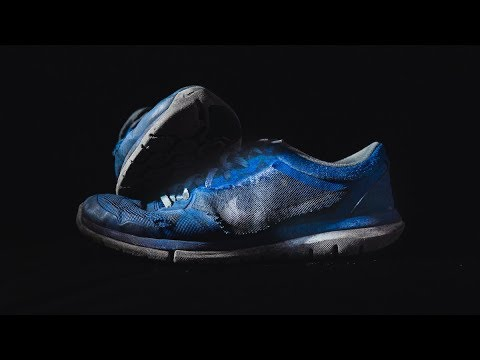 Can you use running shoes for mountain biking?