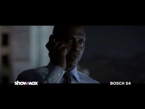 Bosch Season 4 | Trailer | Only on Showmax