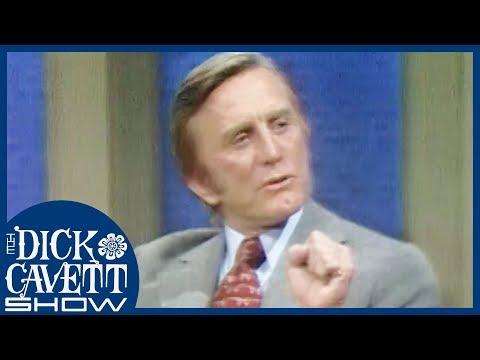 Kirk Douglass On 'Scalawag' and Censorship in Movies | The Dick Cavett Show