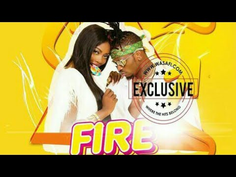 Diamond platnumz ft tiwa savage fire lyrics