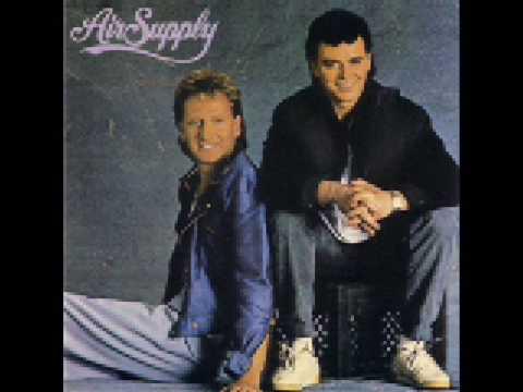 Tekst piosenki Air Supply - When The Time Is Right po polsku