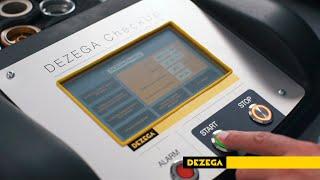 Breathing equipment test set DEZEGA CheckUp youtube video