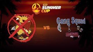 NoBountyHunter против Gang Squad, Первая карта, BTS Summer Cup