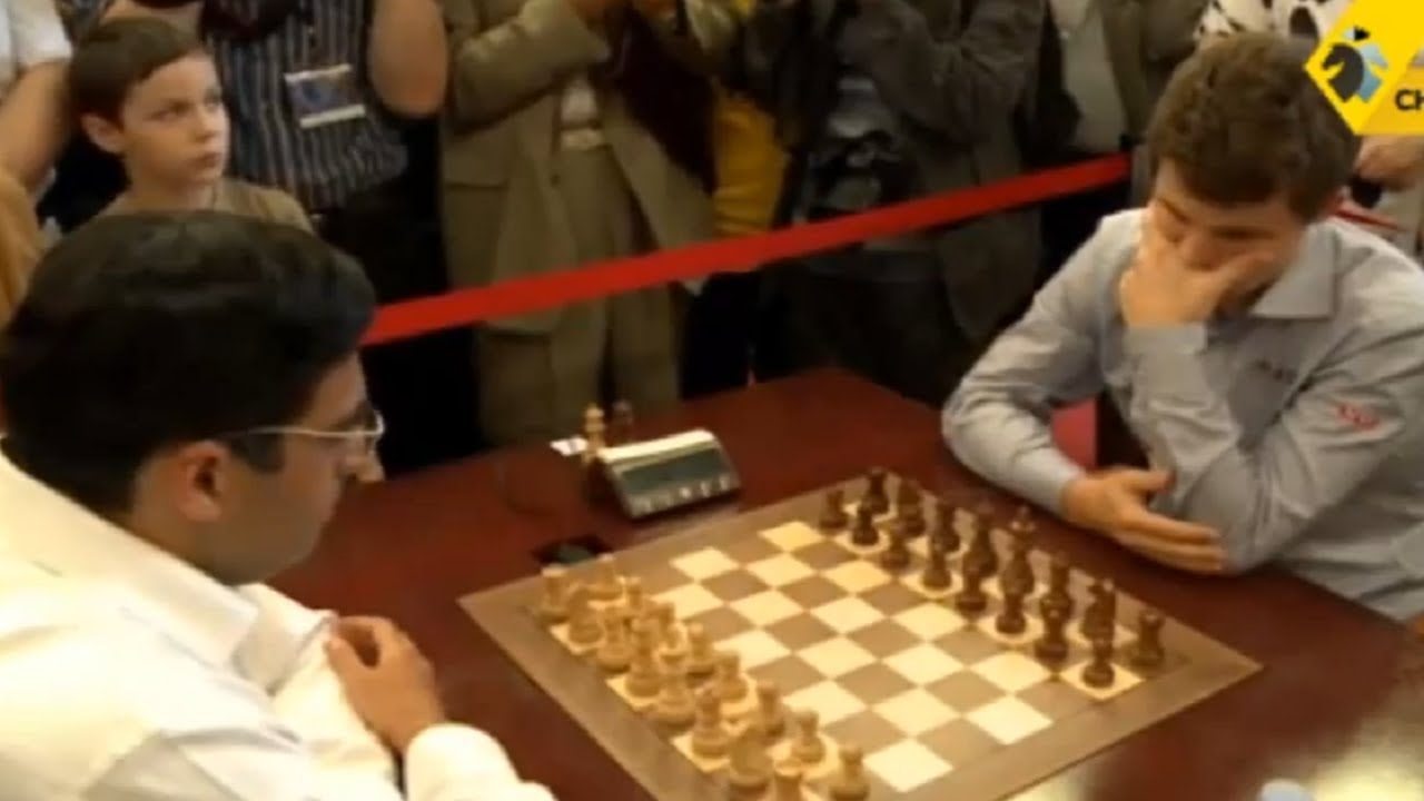 Anand vs Carlsen – 2013 Tal Memorial Blitz Chess