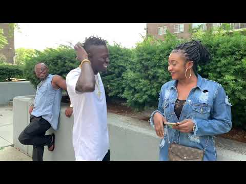Kwadwo Nkansah Turns Kennedy Agyapong in the state because of Beautiful girlWEZZY USA COMEDY EP-1