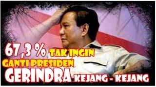 Video Hasil Survey Terbaru 67,3% Rakyat Indonesia Tidak Ingin Ganti Presiden, Gerindra Kejang-kejang MP3, 3GP, MP4, WEBM, AVI, FLV Maret 2019