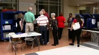 Early (TX) United States  city photos : Early Voting Underway in Florida and Texas