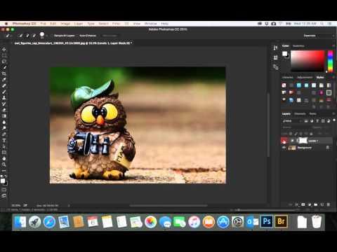 30- PhotoShop CC|  adjustment layers  level