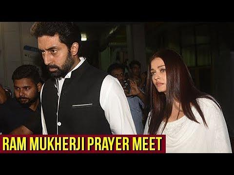 Aishwarya Rai And Abhishek Bachchan With Family At