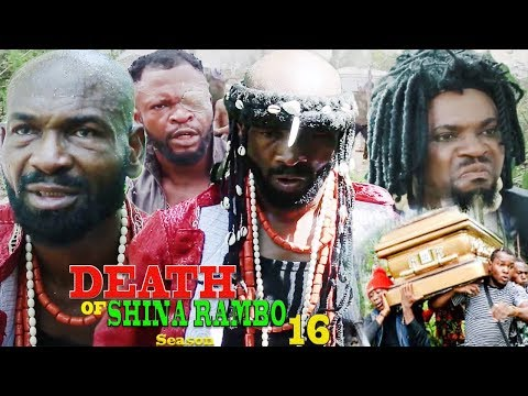DEATH OF SHINA RAMBO SEASON 16 - {NEW MOVIE} 2019 Latest Nigerian Nollywood Movie