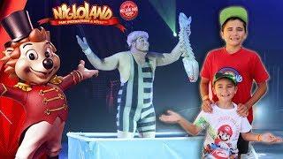 Video VLOG - CE CLOWN EST FOU ! Cirque Zavatta à Nigloland ! 🎪 MP3, 3GP, MP4, WEBM, AVI, FLV Juli 2017