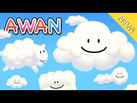 Lagu Anak Indonesia | Awan