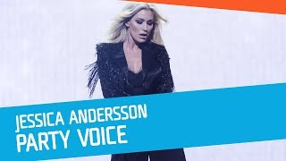 Video Jessica Andersson – Party Voice MP3, 3GP, MP4, WEBM, AVI, FLV September 2018