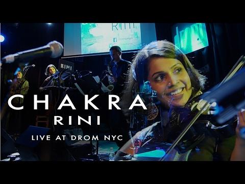 Chakra - Rini Live in Concert