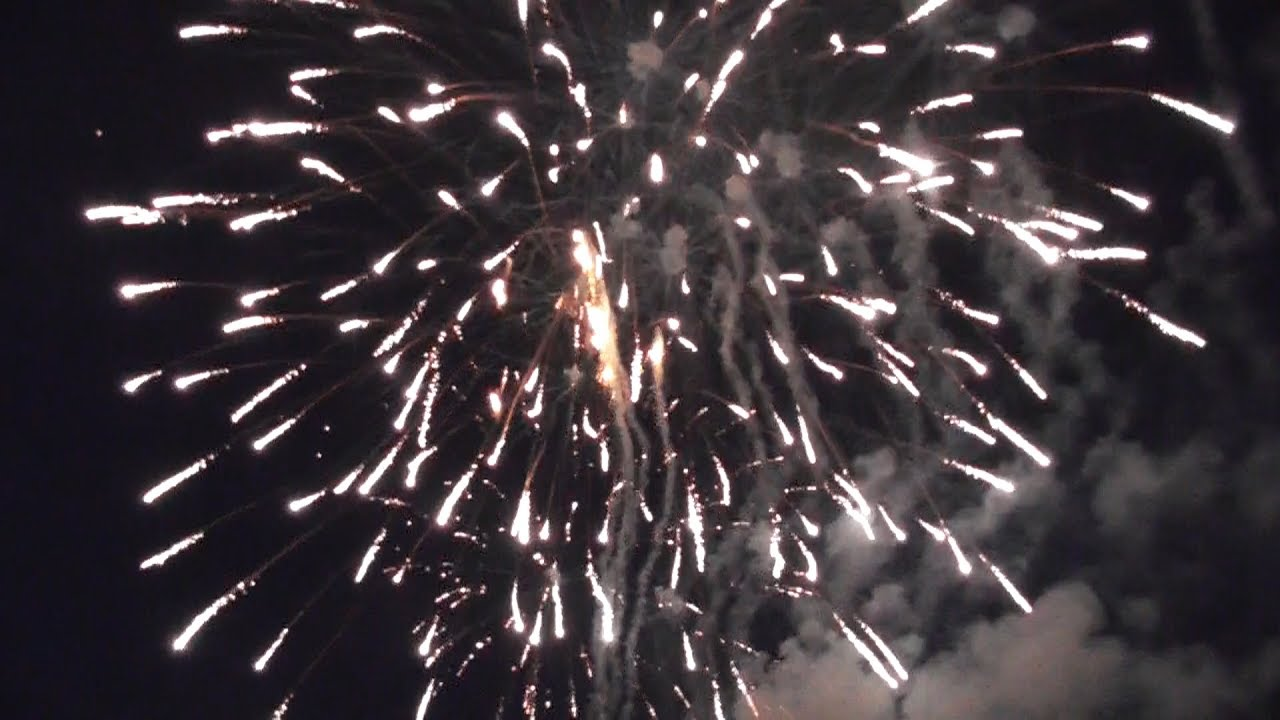 Feuerwerk Xanten