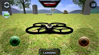 ARDrone Sim YouTube video